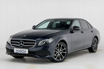 Mercedes-Benz E 220d Avantgarde Aut.  LP:65.027.-€ bei Autohaus Hösch GmbH in