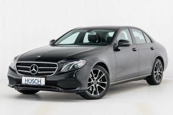 Mercedes-Benz E 220d Avantgarde Aut. LP:62.362.-€ bei Autohaus Hösch GmbH in