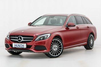 Mercedes-Benz C 200d Avantgarde Aut. LP: 56.634.-€ bei Autohaus Hösch GmbH in