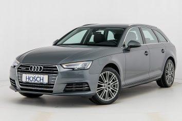 Audi A4 Avant 2,0 TDI S-tronic quattro  LP:56.884.-€ bei Autohaus Hösch GmbH in