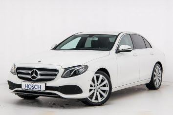 Mercedes-Benz E 220d Avantgarde Aut. LP:62.888.-€ bei Autohaus Hösch GmbH in