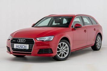 Audi A4 Avant 2,0 TDI S-tronic quattro LP: 56.884,-€ bei Autohaus Hösch GmbH in