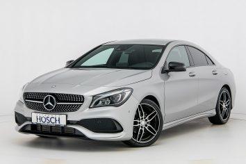 Mercedes-Benz CLA 200d AMG-Line Aut. LP:46.882,-€ bei Autohaus Hösch GmbH in