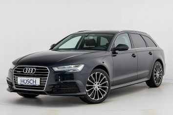 Audi A6 Avant 2.0 TDI quattro S-tronic  LP: 68.955,- € bei Autohaus Hösch GmbH in