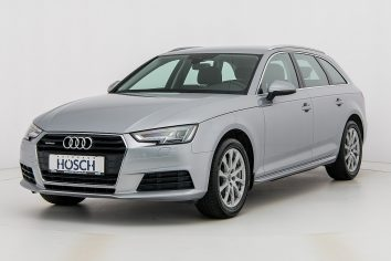 Audi A4 Avant 2,0 TDI quattro S-tronic LP:56.874.-€ bei Autohaus Hösch GmbH in