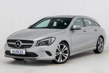 Mercedes-Benz CLA 200d Shooting Brake LP: 43.856,-€ bei Autohaus Hösch GmbH in