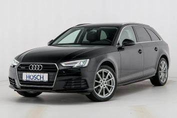 Audi A4 Avant 2,0 TDI quattro S-tronic  LP: 59.869,- € bei Autohaus Hösch GmbH in