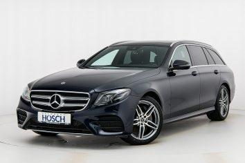 Mercedes-Benz E 220d Kombi AMG Line Aut. LP:79.573.-€ bei Autohaus Hösch GmbH in