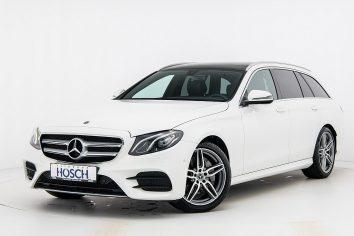 Mercedes-Benz E 220d Kombi AMG Line Aut. LP:76.857.-€ bei Autohaus Hösch GmbH in