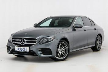 Mercedes-Benz E 220d AMG Line 4Matic Aut. LP:79.605.-€ bei Autohaus Hösch GmbH in