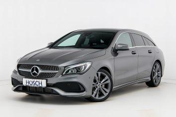 Mercedes-Benz CLA 220d Shooting Brake AMG-Line Aut. LP: 56.147.-€ bei Autohaus Hösch GmbH in