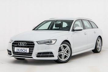 Audi A6 Avant 2.0 TDI quattro S-Line S-tronic LP: 73.898.- € bei Autohaus Hösch GmbH in