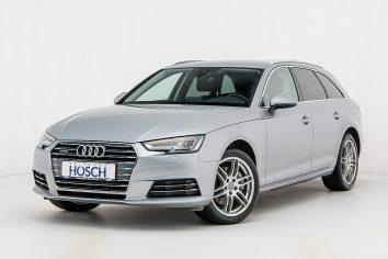 Audi A4 Avant 2,0 TDI S-tronic quattro Sport LP:56.084.-€ bei Autohaus Hösch GmbH in