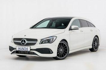 Mercedes-Benz CLA 200d Shooting Brake AMG-Line Aut. LP: 52.390.-€ bei Autohaus Hösch GmbH in