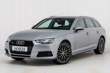 Audi A4 Avant 2,0 TDI S-tronic quattro LP:56.874.-€ bei Autohaus Hösch GmbH in
