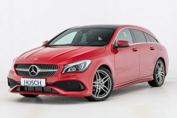 Mercedes-Benz CLA 200d Shooting Brake AMG-Line Aut. LP:51.684,-€ bei Autohaus Hösch GmbH in