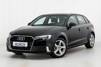 Audi A3 Sportback 2.0 TDI Sport LP: 37.780.-€ bei Autohaus Hösch GmbH in