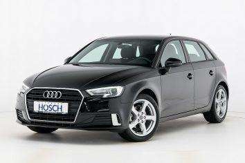Audi A3 Sportback 2.0 TDI Sport LP: 37.468.-€ bei Autohaus Hösch GmbH in