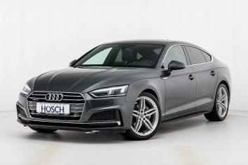 Audi A5 Sportback 2.0 TDI Sport S-Line quattro Aut. LP:70.073-€ bei Autohaus Hösch GmbH in