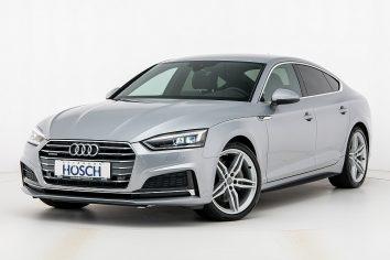 Audi A5 Sportback 2.0 TDI Sport S-Line quattro Aut. LP:70.857.-€ bei Autohaus Hösch GmbH in