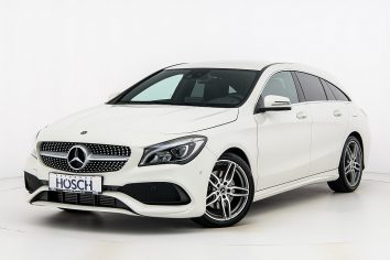 Mercedes-Benz CLA 220d Shooting Brake AMG-Line Aut. LP: 56.158.-€ bei Autohaus Hösch GmbH in