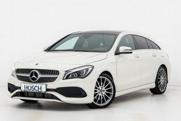 Mercedes-Benz CLA 220d Shooting Brake AMG-Line Aut. LP: 59.019.-€ bei Autohaus Hösch GmbH in