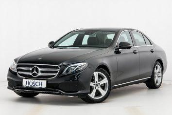 Mercedes-Benz E 220d Avantgarde Aut. LP:67.285.-€ bei Autohaus Hösch GmbH in
