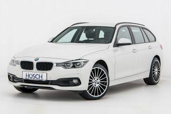 BMW 318d xDrive Advantage Touring  LP: 49.841,- € bei Autohaus Hösch GmbH in