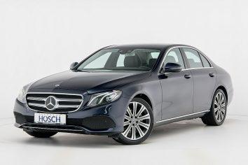 Mercedes-Benz E 220d Avantgarde Aut. LP:68.946.-€ bei Autohaus Hösch GmbH in