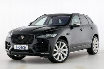 Jaguar F-Pace 3.0d AWD R-Sport Aut.  LP:111.431.-€ bei Autohaus Hösch GmbH in