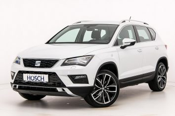 Seat Ateca 2.0 TDI Style 4WD bei Autohaus Hösch GmbH in