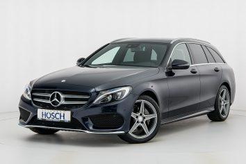 Mercedes-Benz C 220d Kombi Aut. AMG-Line  LP: 61.540.- € bei Autohaus Hösch GmbH in
