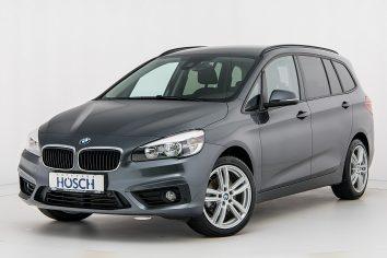 BMW 218d Gran Tourer Advantage  LP:41.023.-€ bei Autohaus Hösch GmbH in