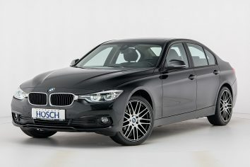 BMW 320d Advantage Aut. LP:56.972.- € bei Autohaus Hösch GmbH in
