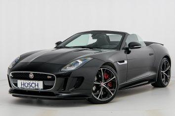 Jaguar F-Type S 3,0 Aut.  LP: 127.106.-€ bei Autohaus Hösch GmbH in