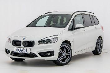 BMW 218d Grand Tourer Sport Line Aut. LP: 52.476.-€ bei Autohaus Hösch GmbH in