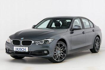 BMW 320d Advantage Aut. LP: 58.394,- € bei Autohaus Hösch GmbH in