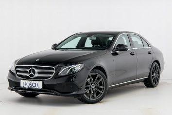 Mercedes-Benz E 220d Avantgarde Aut.   LP:62.438.-€ bei Autohaus Hösch GmbH in