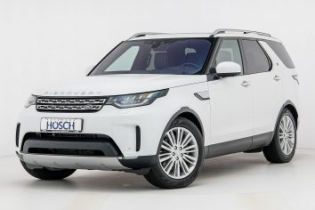Land Rover Discovery 3.0d HSE AWD Luxury Aut. LP:122.129.-€ bei Autohaus Hösch GmbH in
