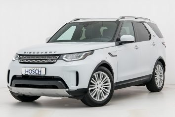 Land Rover Discovery HSE AWD Aut. LP:105.317.-€ bei Autohaus Hösch GmbH in