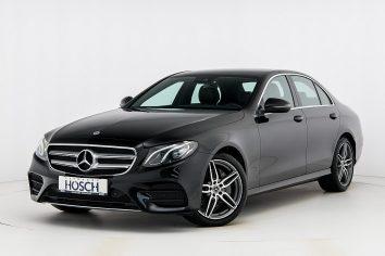 Mercedes-Benz E 220d AMG Line Aut.  LP:68.276.-€ bei Autohaus Hösch GmbH in