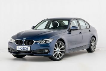 BMW 318d Advantage Aut. LP:49.404.- € bei Autohaus Hösch GmbH in