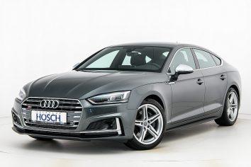 Audi S5 Sportback 3.0 TFSI Quattro Aut.  LP:90.560.-€ bei Autohaus Hösch GmbH in