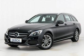 Mercedes-Benz C 220d Kombi Avantgarde  LP: 49.975.- € bei Autohaus Hösch GmbH in