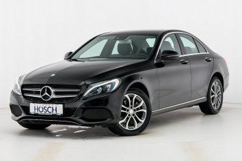 Mercedes-Benz C 220d 4 MATIC Avantgarde Aut. LP: 56.630.-€ bei Autohaus Hösch GmbH in