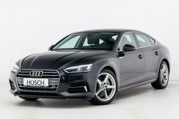 Audi A5 Sportback 2,0 TDI Sport S-tronic LP: 56.809,- € bei Autohaus Hösch GmbH in