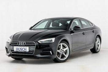 Audi A5 Sportback 2,0 TDI Sport S-tronic LP: 54.899,- € bei Autohaus Hösch GmbH in