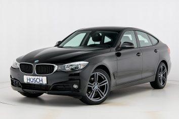 BMW 320d Gran Turismo Aut.  LP: 51.503,- € bei Autohaus Hösch GmbH in