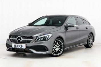 Mercedes-Benz CLA 200d Shooting Brake AMG-Line Aut. LP: 54.621,-€ bei Autohaus Hösch GmbH in
