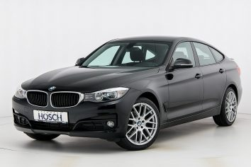 BMW 320d Gran Turismo  LP: 49.550.- € bei Autohaus Hösch GmbH in
